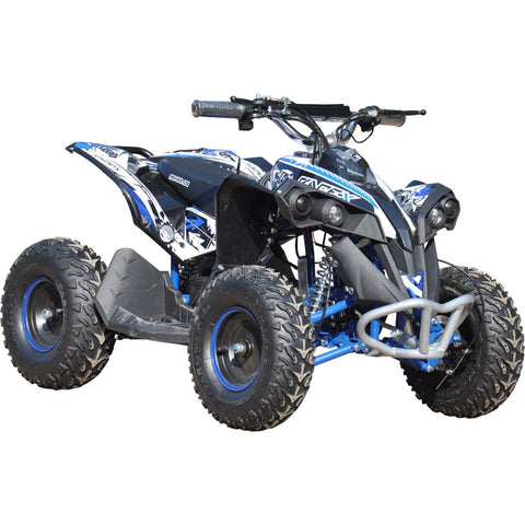 Renegade Race-X 36V 1000W Electric Kids Quad Bike - Blue - Pre order - EpicStuff