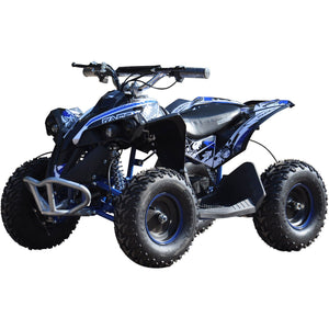 Renegade Race-X 36V 1000W Electric Quad Bike - Blue - EpicStuff