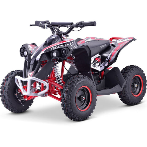 Renegade Race-X 36V 1000W Electric Quad Bike - Red - EpicStuff