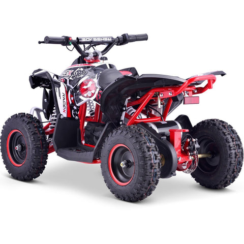 Renegade Race-X 36V 1000W Electric Kids Quad Bike - Red - EpicStuff