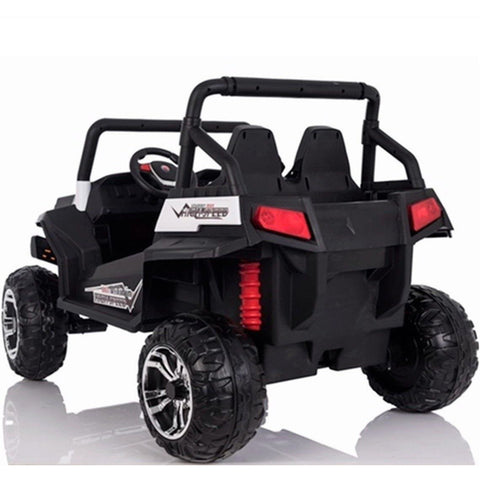 Renegade Maverick RS 24v* 4 X 4 Child's Electric Ride On UTV - White - EpicStuff