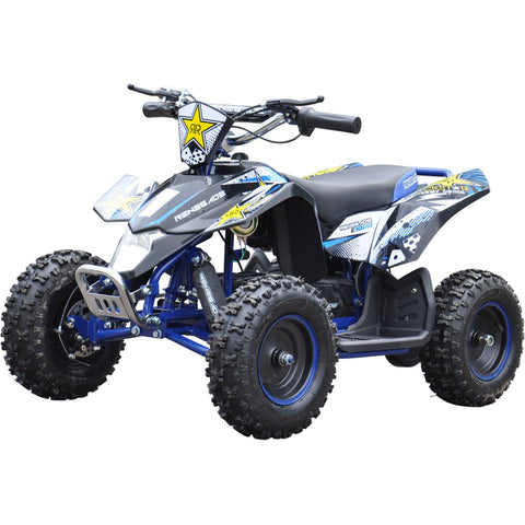 Renegade LT100E Electric Battery 1000w Quad Bike - Blue - Pre order - EpicStuff