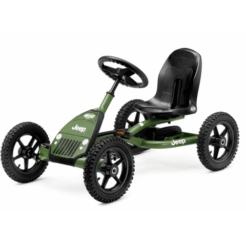 JEEP® JUNIOR PEDAL GO-KART - EpicStuff