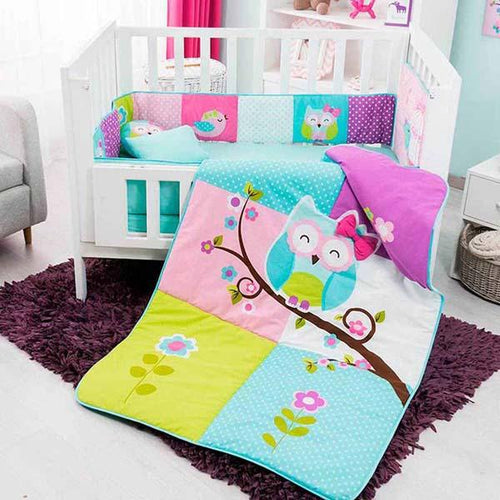 "Baby Bedding ""Owl"" Guarantee*"