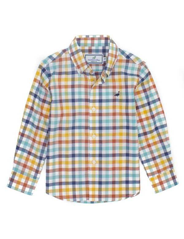 Craftsman Plaid Sportshirt