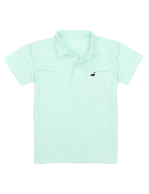 Harrison Pocket Polo