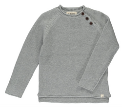 Chandler Sweater- Grey
