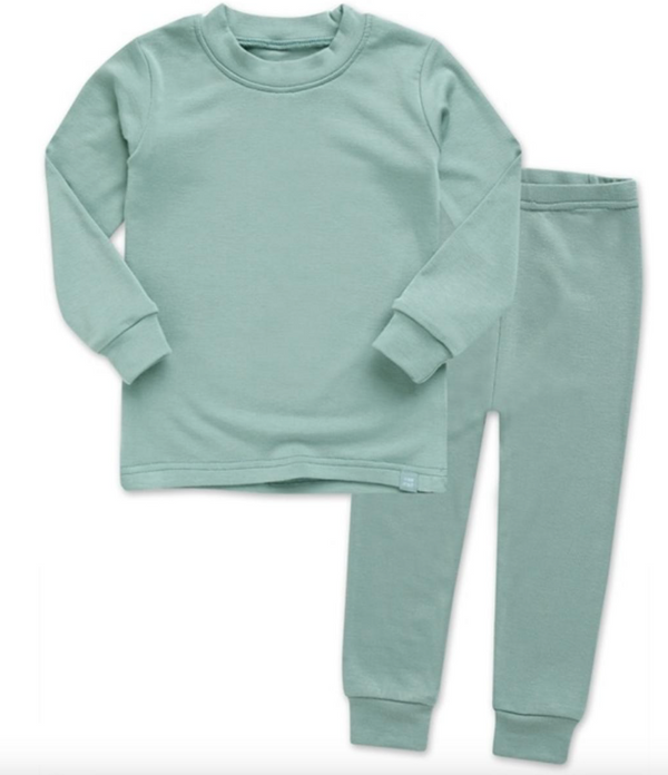 Tatum Pajama Set- Mint