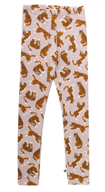 Tiger Graphic Leggings