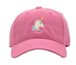 Needlepoint Hat - Unicorn