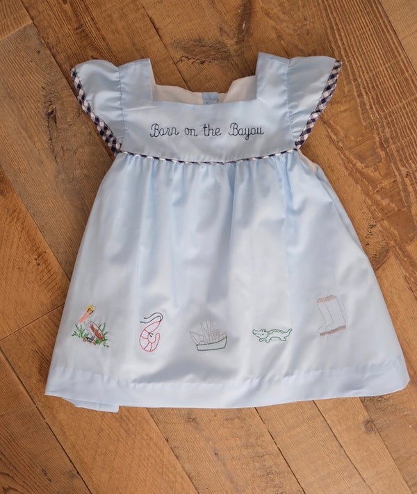 Born on the Bayou Dress