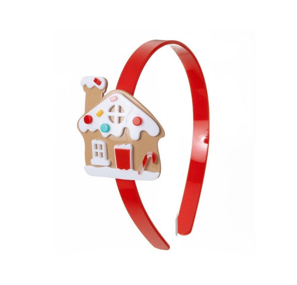 Gingerbread House Headband