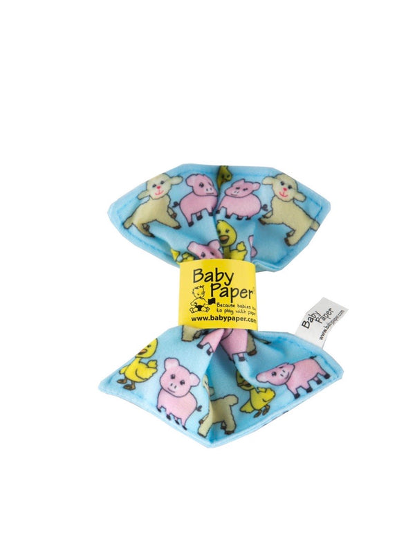 Baby Crinkle Paper- Farm