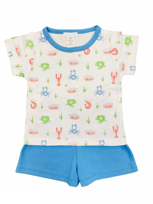 Sea Pals Short Set