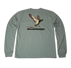 Duck Hunt Long Sleeve Tee