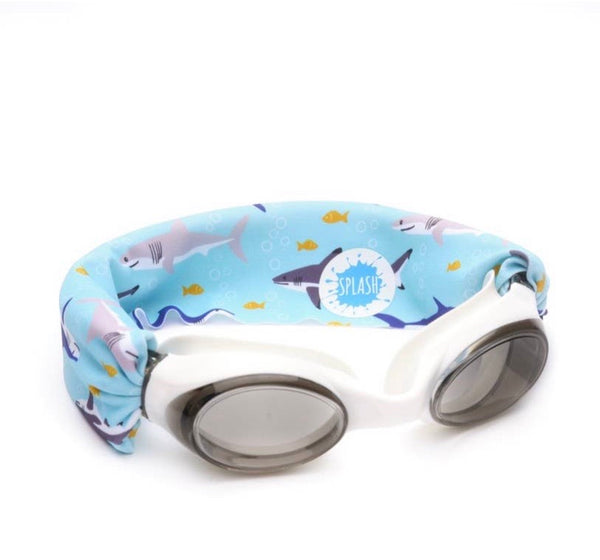 Shark Attack Swim Goggles