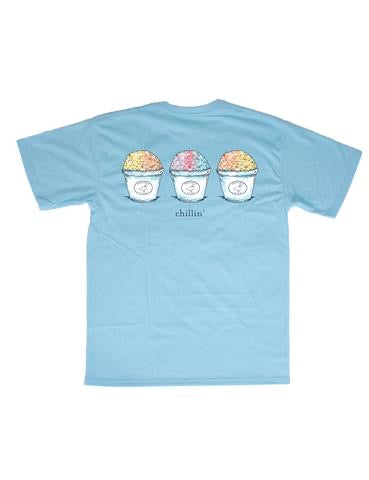 Chillin Short Sleeve Tee