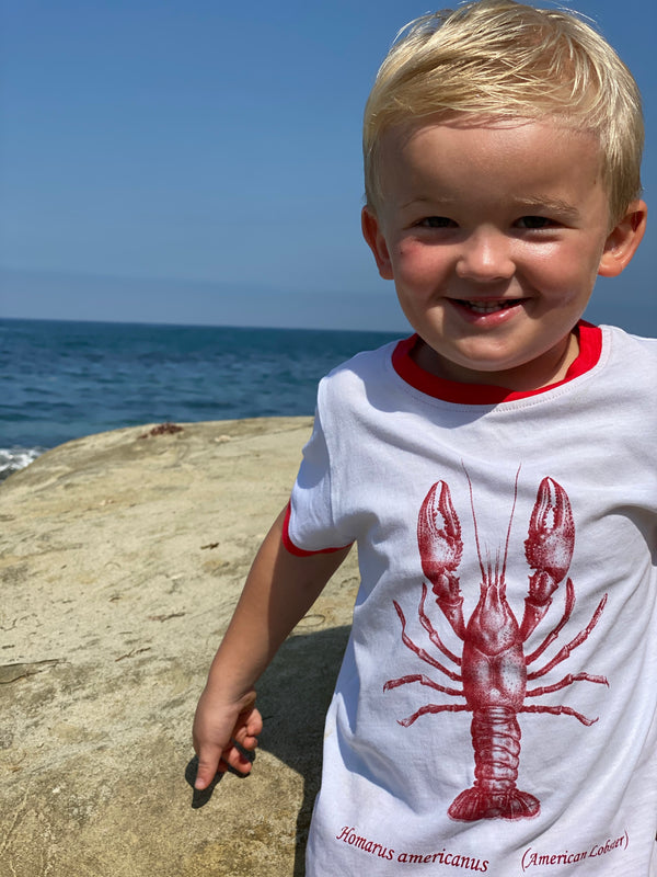 Falmouth Lobster Shirt