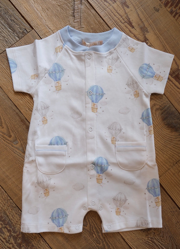 Let's Fly Together Romper