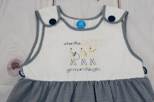 """Saints Go Marching In"" Jumper"