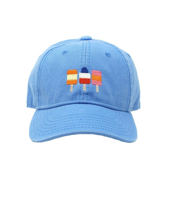 Needlepoint Hat - Popsicles