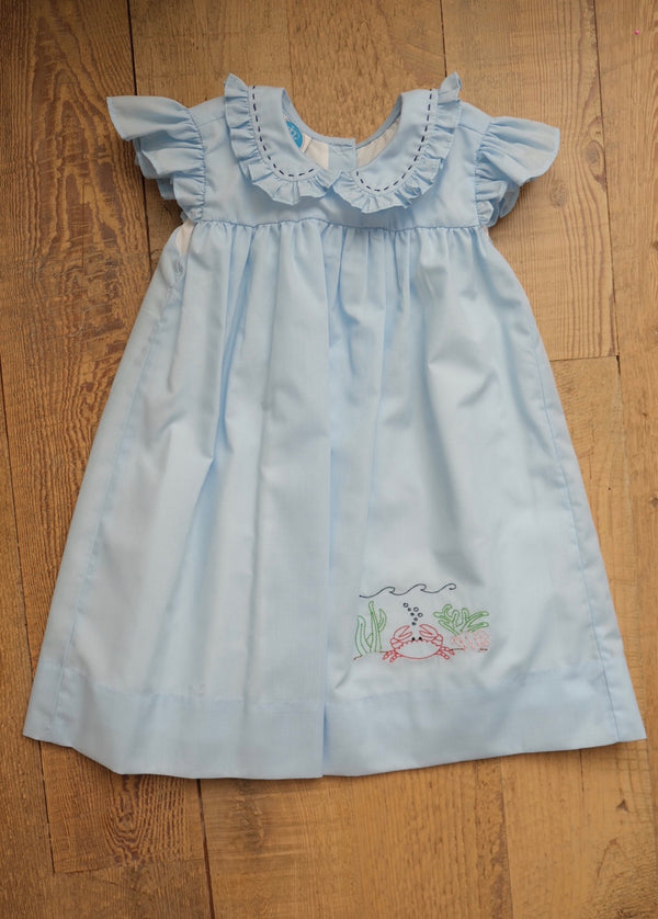 Stitch Crab Dress