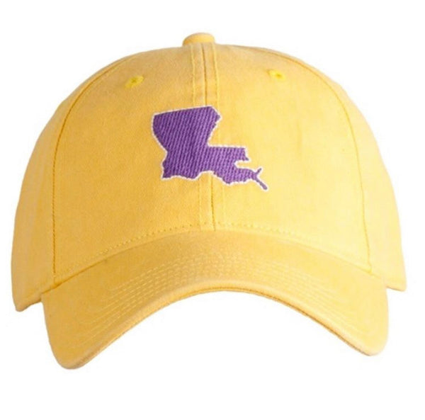 Needlepoint Hat - Louisiana ( Kids & Adult)
