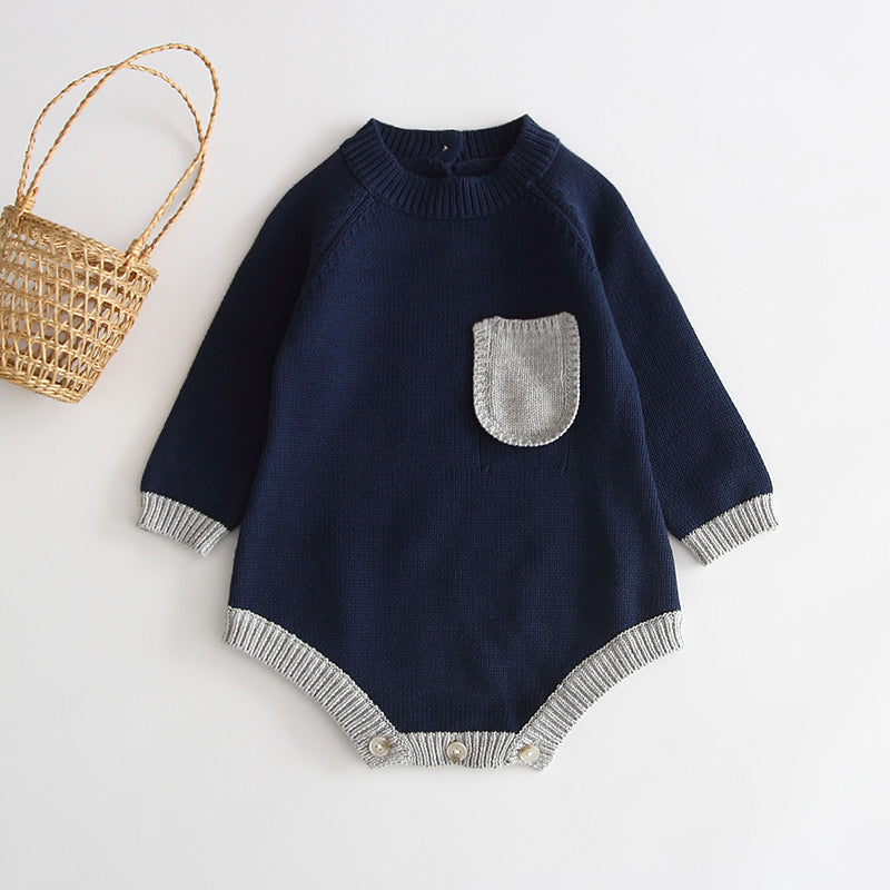 Emerson Sweater Romper
