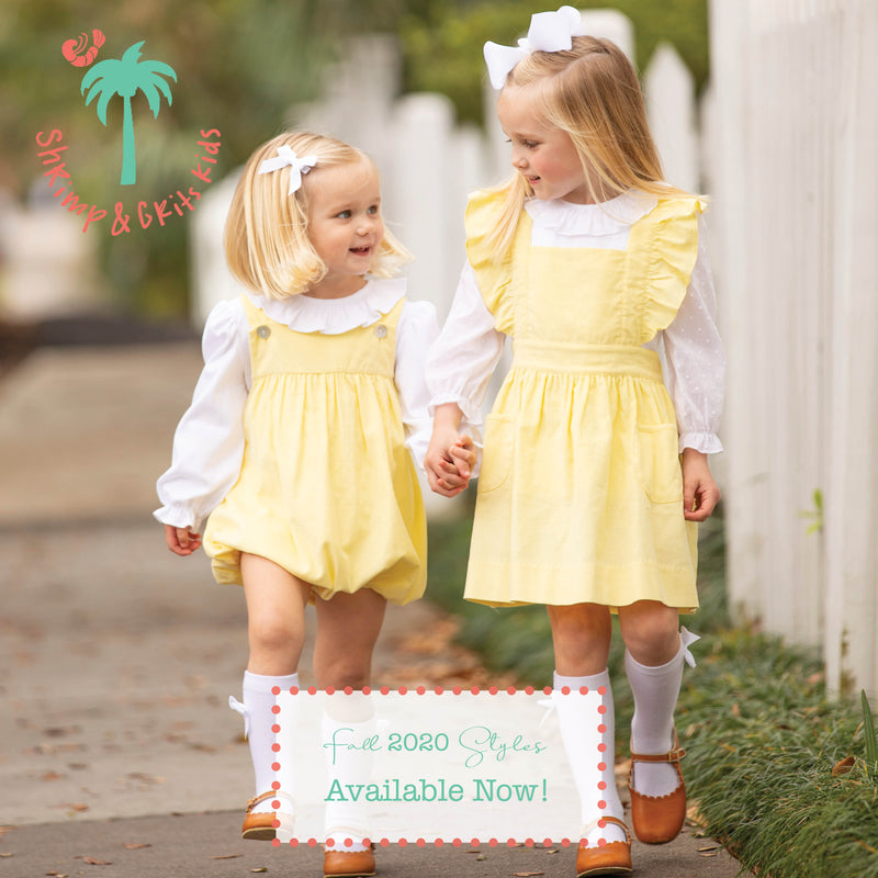 Shrimp & Grits Kids Fall Collection Link