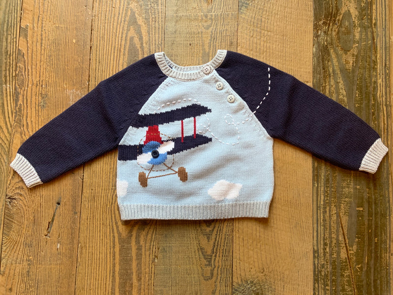 Airplane Sweater