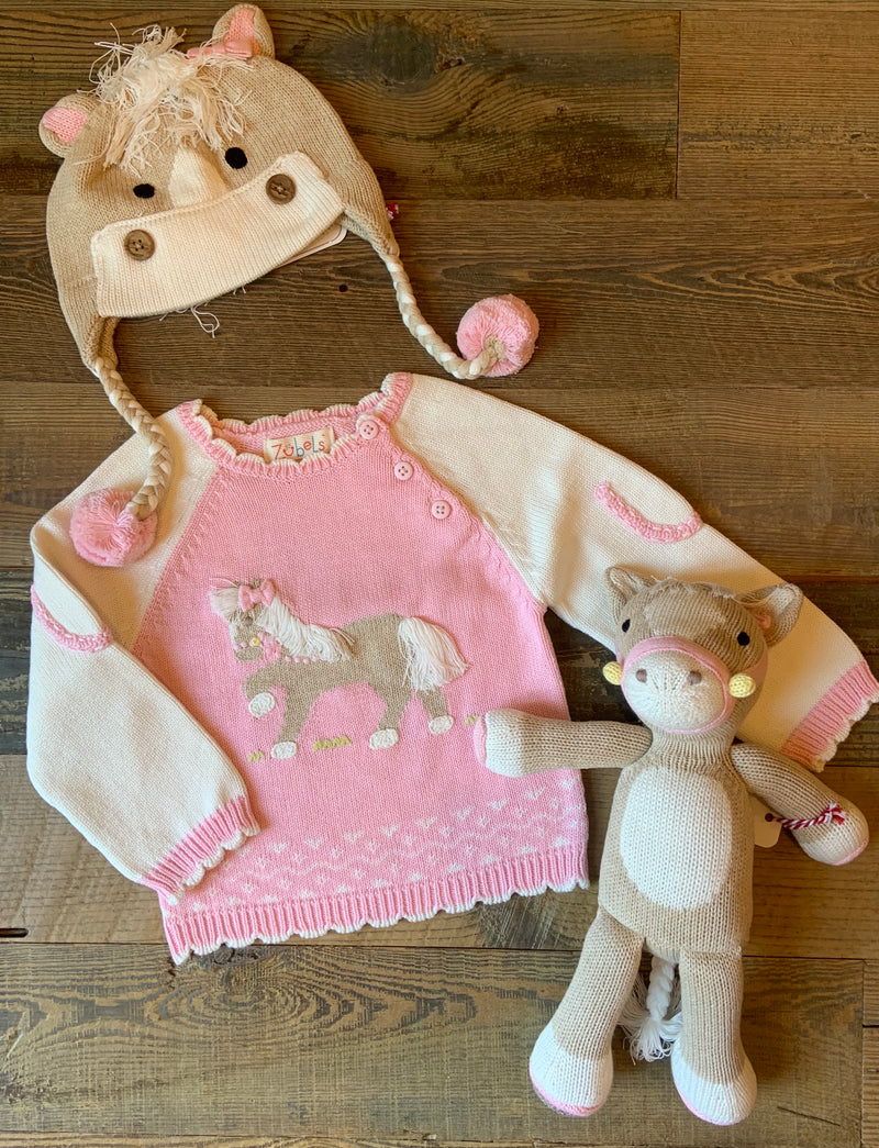 Pony Sweater