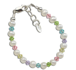 Pearl Bracelet- Multi Colored