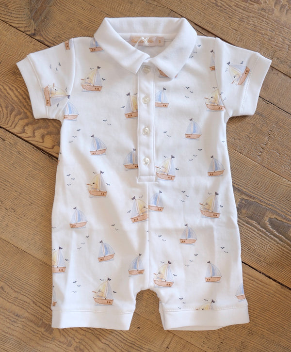 Adventure at Sea Romper