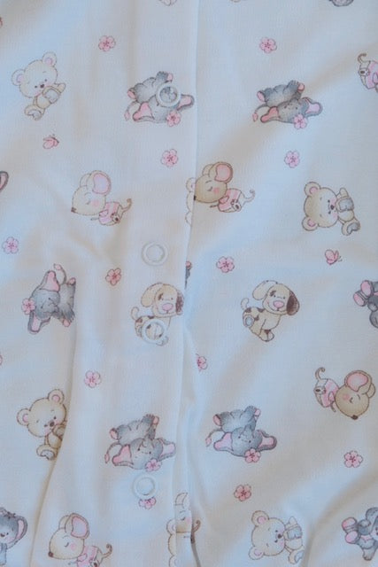 Baby Animals Converter Gown