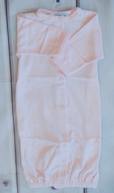 Pink Pima Converter Gown