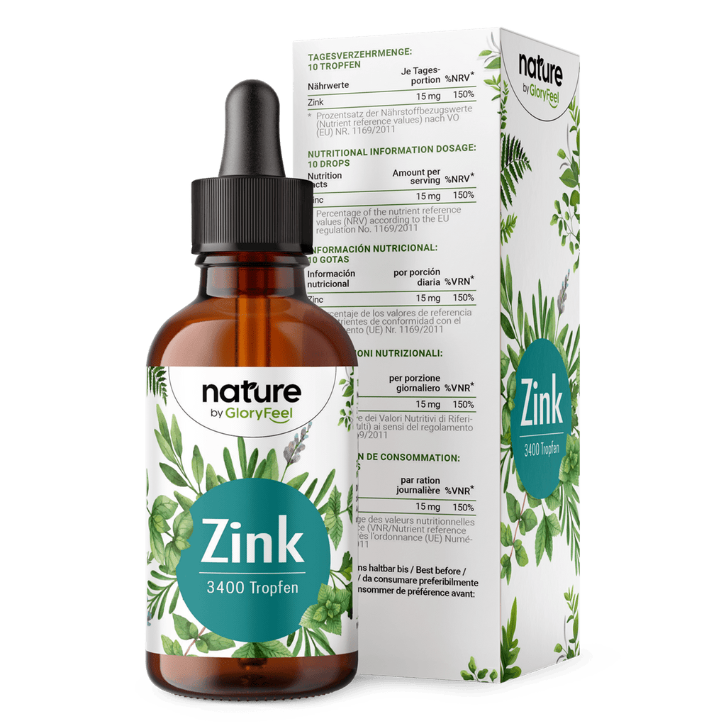 Zink nature Tropfen