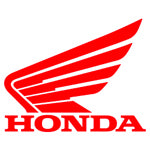 Honda Logo - Bike Luggage
