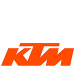 KTM Logo - Bike Luggage
