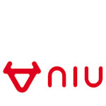Niu Logo - Bike Luggage