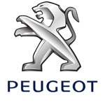 Peugeot Logo - Bike Luggage