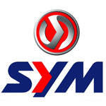 SYM Logo - Bike Luggage
