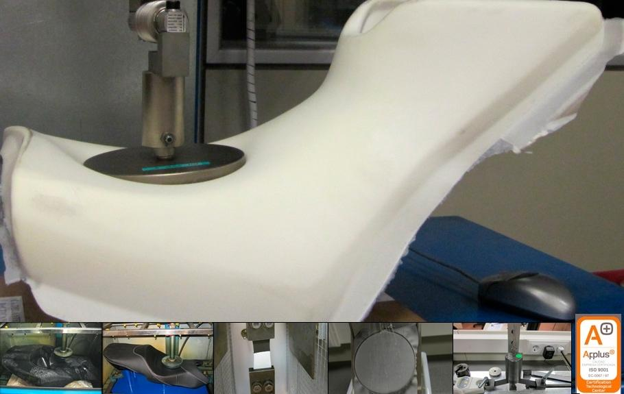 SHAD Comfort Seat Manufacturing Process