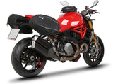 Ducati Monster 797 SHAD Soft Pannier Fitting Kit (D0MN17SE)
