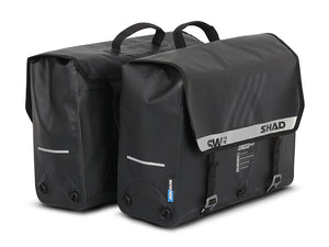 SHAD SW42 Side Bags 100% Waterproof