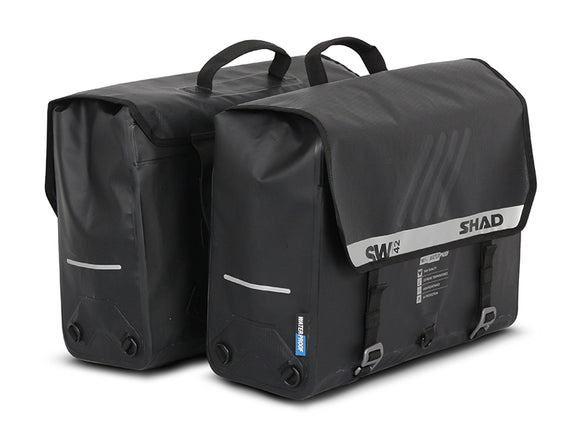 SHAD SW42 Waterproof Side Bags - X0SW42