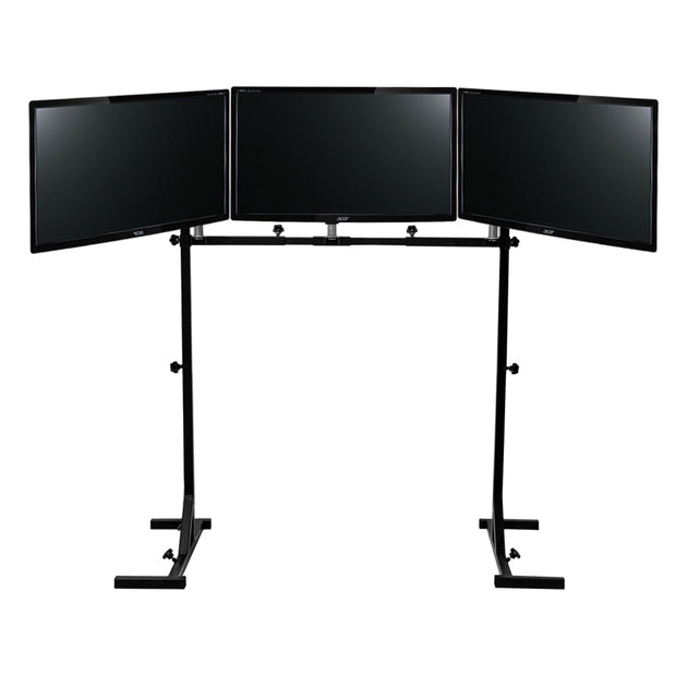 Simulator Triple Monitor Stand