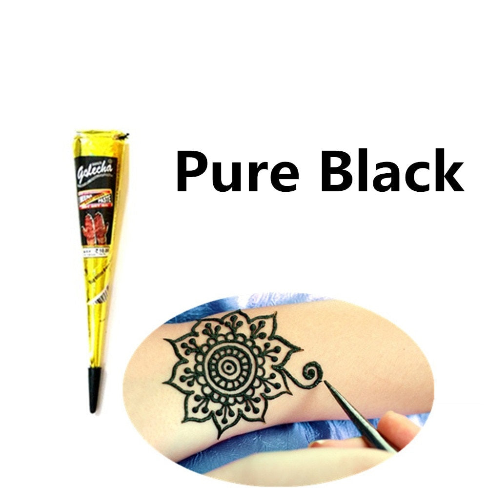 BodyArtGuru's Henna Tattoo Kit