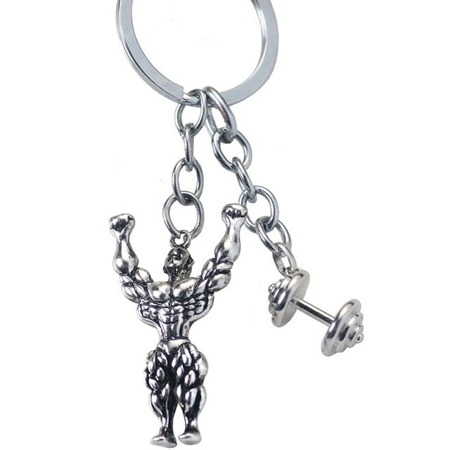 Keychain For Fitness Enthusiasts