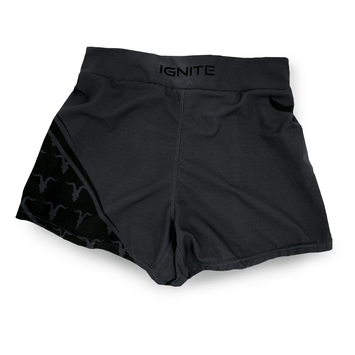 Grey Performance Workout Shorts