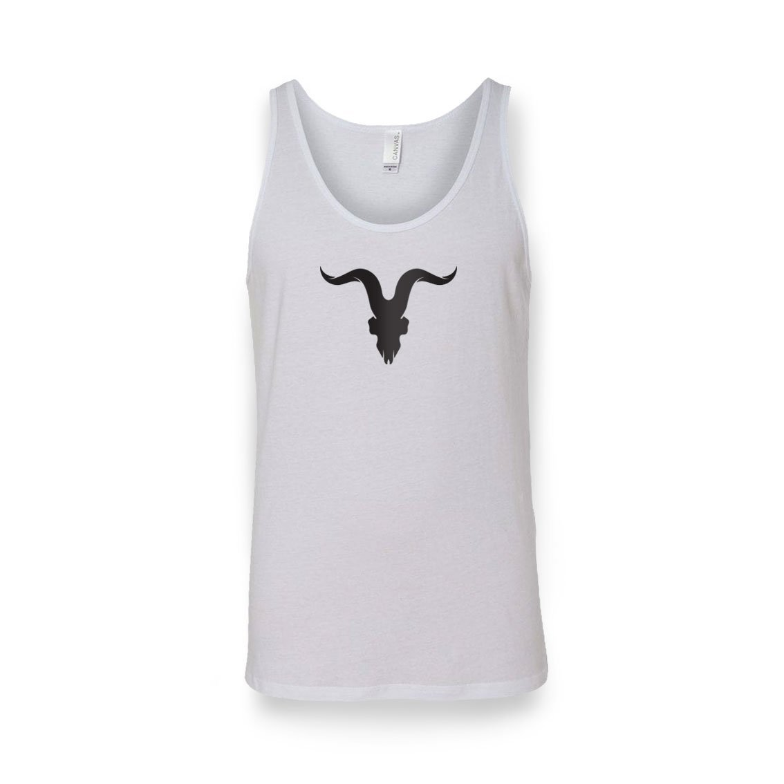 'Ready for Summer' Tanks - White with Black Logo